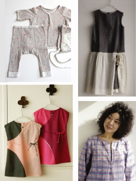 FREE sewing patterns from Nani IRO