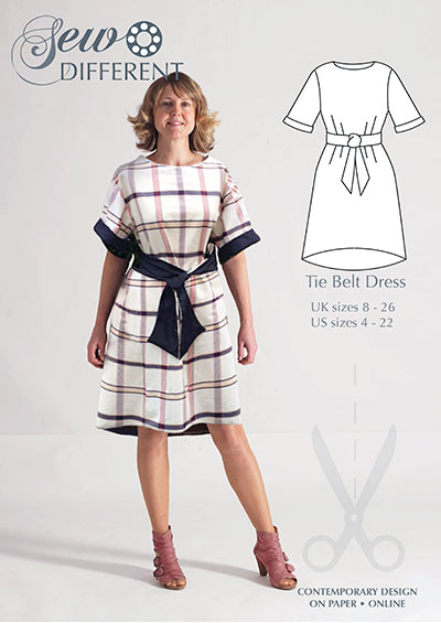 Tie Belt Dress – FREE upgrade!