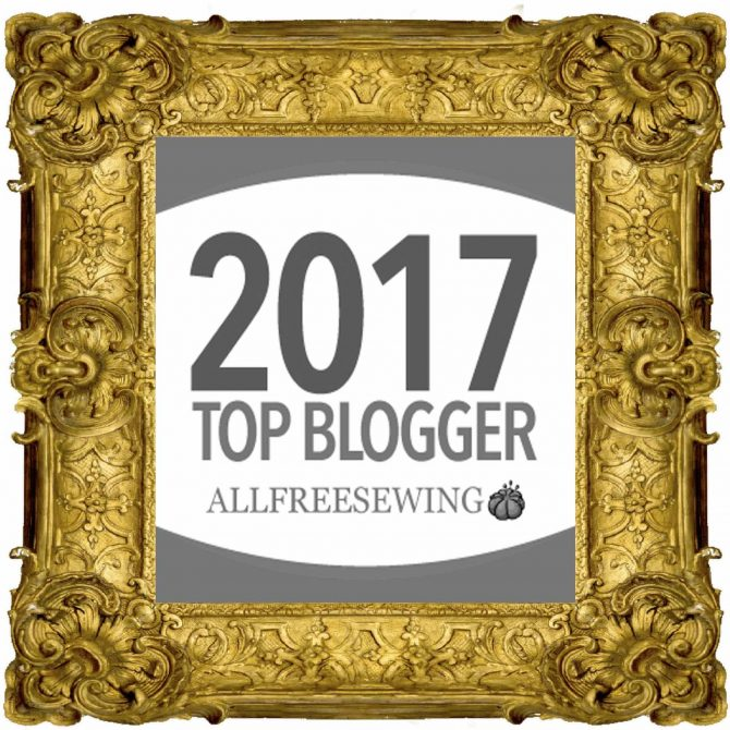 Top 25 Sewing Blogs of 2017