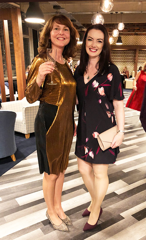 Frocktails – the post-party write up and videos!