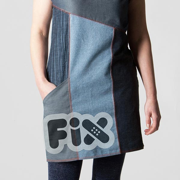 Essential Denim Dress – the Fix!