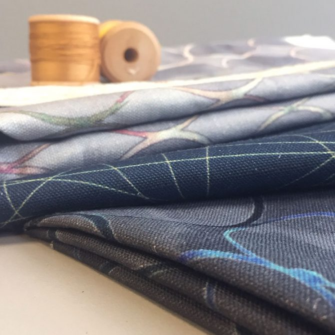 Launching Sew Different boutique fabrics