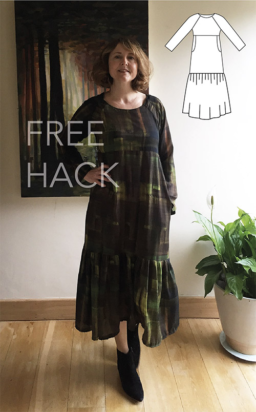 FREE HACK for the Everyday Chic Dress